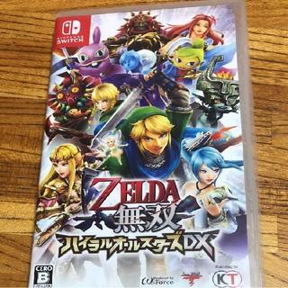 ニンテンドースイッチ(Nintendo Switch)のニンテンドースイッチ ソフト ゼルダ無双 ハイラルオールスターズ DX(家庭用ゲームソフト)