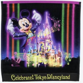Disney - ディズニーランド ウォッシュタオル セレブレート東京ディズニーランド
