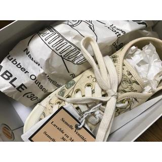 スプリングコート(springcourt)のmasaki & garden liberty  fabric スニーカー  靴(スニーカー)