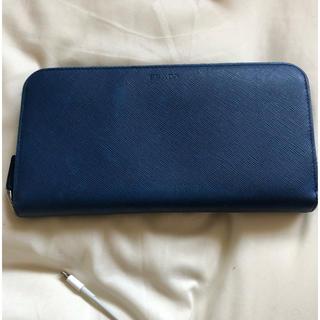 プラダ(PRADA)のプラダ  サフィアーノ  財布(長財布)
