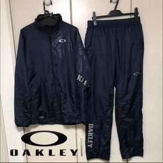 Oakley - オークリー M ジャージ上下 2点 ウインドブレーカー メンズ レディース