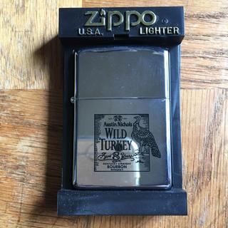 ジッポー(ZIPPO)のZippo WILD RURKEY (タバコグッズ)