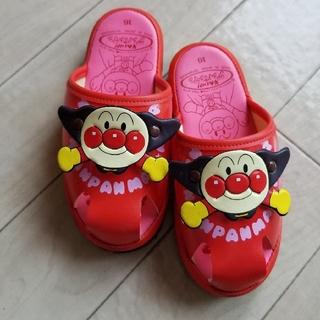 アンパンマン(アンパンマン)のアンパンマン☆サンダル☆赤☆16cm(サンダル)