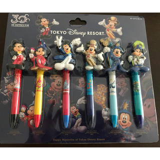 Disney - ディズニー 30周年 ボールペンセット