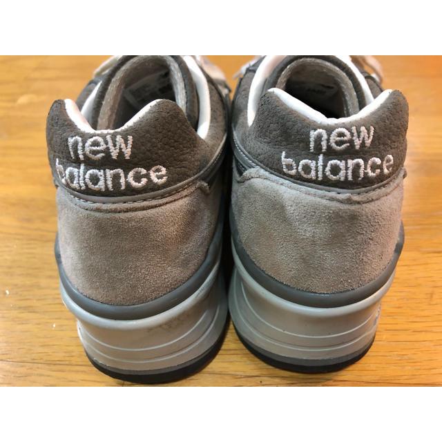 New Balance(ニューバランス)のnew balance M997 ニューバランス メンズの靴/シューズ(スニーカー)の商品写真