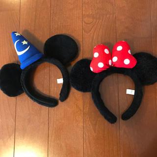 Disney - ディズニー ミッキー ミニー カチューシャ