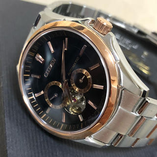 シチズン(CITIZEN)のCITIZEN コレクション  メカニカル 自動巻腕時計NP1014-51E(腕時計(アナログ))