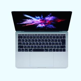 マック(Mac (Apple))のmacbook pro renta 2017(ノートPC)