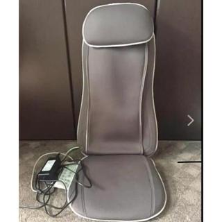 送料込み ドクターエアー 3Dマッサージシート グレー リモートワークに♡(マッサージ機)