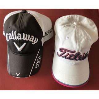 キャロウェイゴルフ(Callaway Golf)のキャロウェイ ゴルフ キャップ 1個 中古(キャップ)
