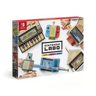 ニンテンドースイッチ(Nintendo Switch)の  Nintendo LABO (家庭用ゲームソフト)