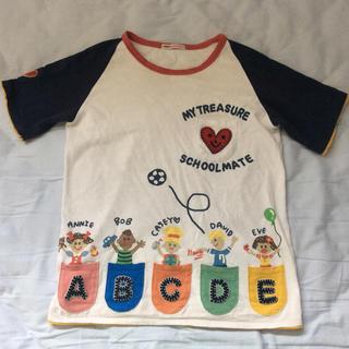 ラフ(rough)のさくら様専用☆ラフ rough Tシャツ ポケットいっぱい☆(Tシャツ(半袖/袖なし))