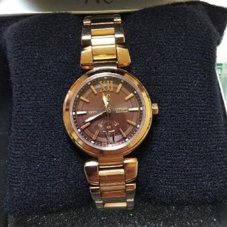 シチズン(CITIZEN)のシチズン✨クロスシー✨腕時計✨(腕時計)