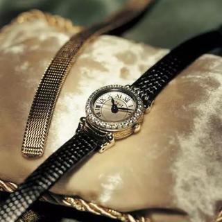 アガット(agete)の夜月様専用☆限定レアagete20周年ダイヤ腕時計(腕時計)