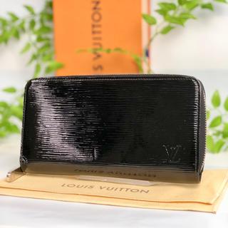 ルイヴィトン(LOUIS VUITTON)の✨美品✨✳︎ルイヴィトン ジッピーウォレット エレクトロリック エピ 長財布✳︎(財布)