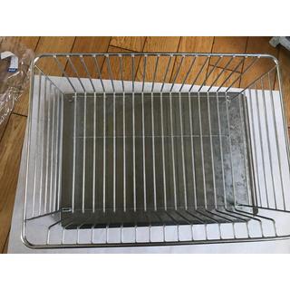 ムジルシリョウヒン(MUJI (無印良品))の無印 食器水切り(収納/キッチン雑貨)