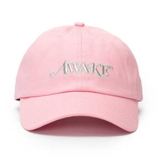 アウェイク(AWAKE)の新品未使用Awake NY Metallic Logo Hat(キャップ)
