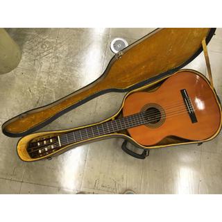 ヤマハ(ヤマハ)のYAMAHA  G-180A  1960年代? 単板トップの上位機(クラシックギター)