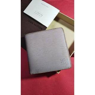 ルイヴィトン(LOUIS VUITTON)の★ルイヴィトンエピライラック折財布★1439(財布)