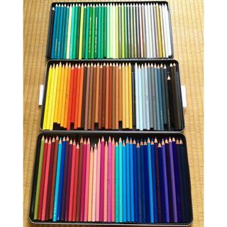 カランダッシュ(CARAN d'ACHE)の水溶性色鉛筆119色(色鉛筆 )