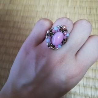 ハンドメイド 指輪 リング(リング)