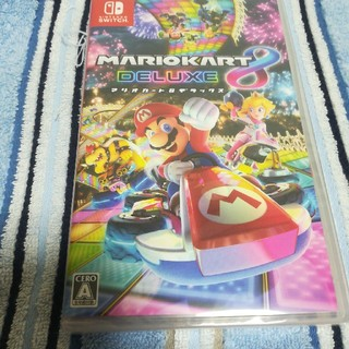 ニンテンドースイッチ(Nintendo Switch)のマリオカート8 デラックス ②(家庭用ゲームソフト)