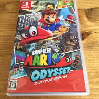 ニンテンドースイッチ(Nintendo Switch)のスーパーマリオ オデッセイ ソフト(家庭用ゲームソフト)