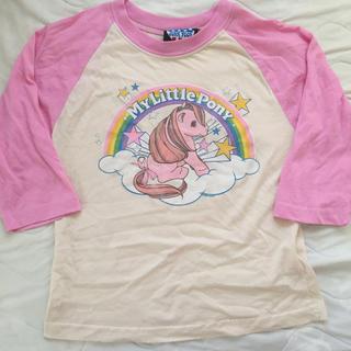 ジャンクフード(JUNK FOOD)のMy Little Pony ラグラン Tシャツ(Tシャツ(長袖/七分))