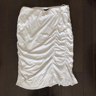 インタープラネット(INTERPLANET)のインタープラネット スカート タイトスカート シンメトリースカート (ひざ丈スカート)