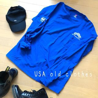 USA輸入品ʚ✡ɞ.。古着/XLロングスリーブシャツ(Tシャツ(長袖/七分))