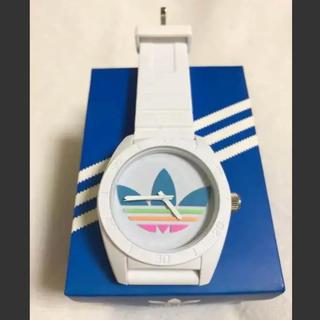 アディダス(adidas)のadidas 腕時計 サンティアゴ(腕時計(アナログ))