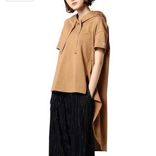 アメリカーナ(AMERICANA)のnya様専用 Americana バックロングフーディ(Tシャツ(半袖/袖なし))