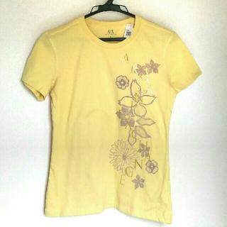 アルマーニエクスチェンジ(ARMANI EXCHANGE)のARMANI Exchange  Sサイズ  花柄  Tシャツ(Tシャツ(半袖/袖なし))