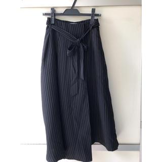 イーブス(YEVS)のラップスカート (ひざ丈スカート)