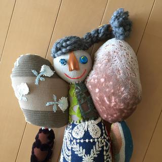 ミナペルホネン(mina perhonen)のミナペルホネン  人形 ぬいぐるみ patch(ぬいぐるみ)
