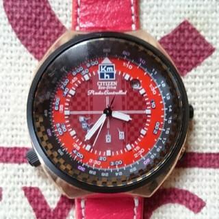 シチズン(CITIZEN)のシチズン電波ソーラー腕時計 ガリレオ福山雅治モデル(腕時計(アナログ))