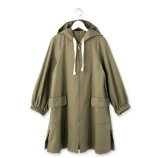 クチュールブローチ(Couture Brooch)の新品『Couture brooch(クチュールブローチ)』フレアコート☆(ミリタリージャケット)