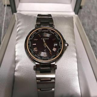 シチズン(CITIZEN)のCITIZEN XC エコドライブ(腕時計)