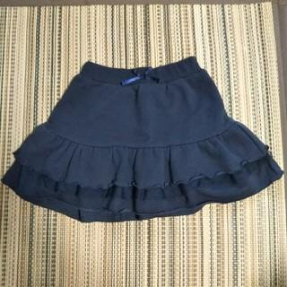 ジーユー(GU)のGU ティアードスカート 130(オマケあり)(スカート)