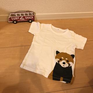 MUJI (無印良品) - 無印 100cmtシャツ