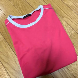 ジーユー(GU)のGU スポーツ シャツ(トレーニング用品)