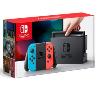 ニンテンドースイッチ(Nintendo Switch)のNintendo Switch ネオン10台 ニンテンドースイッチ 新品(家庭用ゲーム本体)