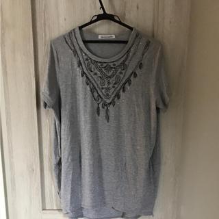 アルファベットアルファベット(Alphabet's Alphabet)のアルファベット アルファベット チュニック Tシャツ(Tシャツ(半袖/袖なし))