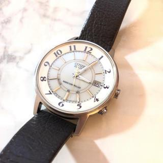 シチズン(CITIZEN)の【CITIZEN】H415- S054621 ソーラー腕時計 WH-1311(腕時計(アナログ))