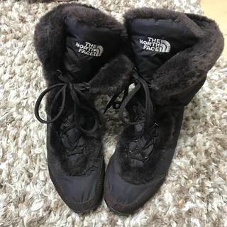 ザノースフェイス(THE NORTH FACE)の【まいめろ☆1013様】THE NORTH FACE スノーブーツ(レインブーツ/長靴)