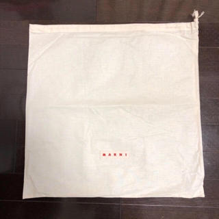 マルニ(Marni)の新品 マルニ  フラワーカフェ  バッグ(トートバッグ)