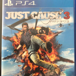 PlayStation4 - ジャストコーズ3 ps4