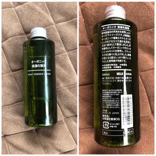 ムジルシリョウヒン(MUJI (無印良品))の無印良品の化粧品(オーガニック)早い者勝ち(化粧水 / ローション)