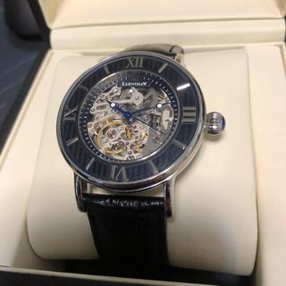 アーンショウ(EARNSHAW)のアーンショウ 腕時計 自動巻(手巻き付き)(腕時計(アナログ))