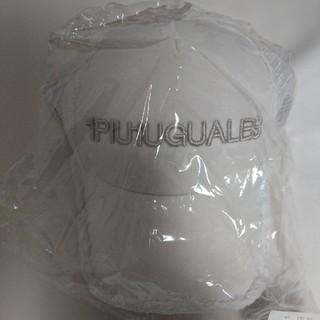 ウノピゥウノウグァーレトレ(1piu1uguale3)の1PIU1UGUALE3 RELAX ロゴ刺繍メッシュキャップ(キャップ)